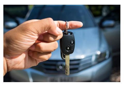 Потеряла ключи от машины