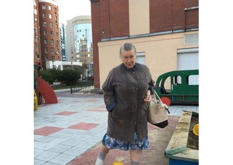 Бабушка 70-ти лет