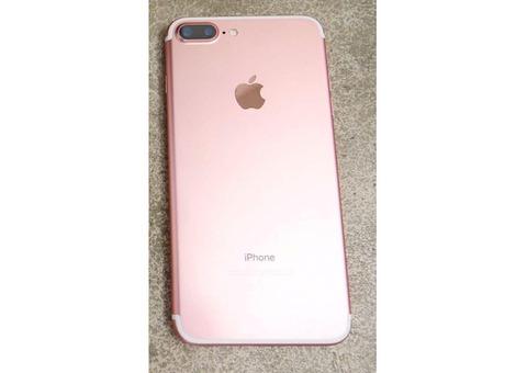 Розовый Айфон