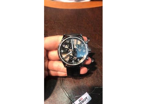 Часы мужские Tissot с гравировкой