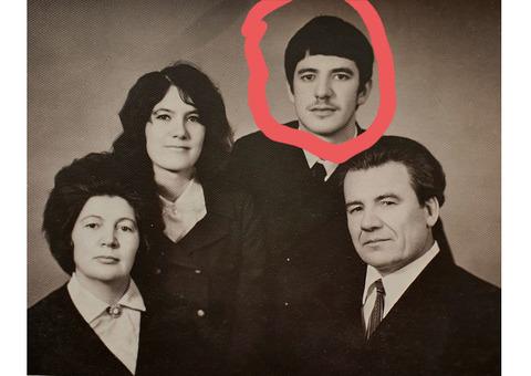 Окладников Сергей Сергеевич