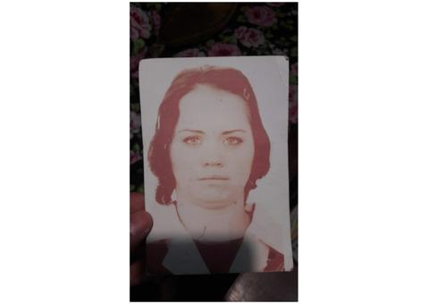 Другова Наталья Викторовна,без вести пропала в 2009 году,в москве